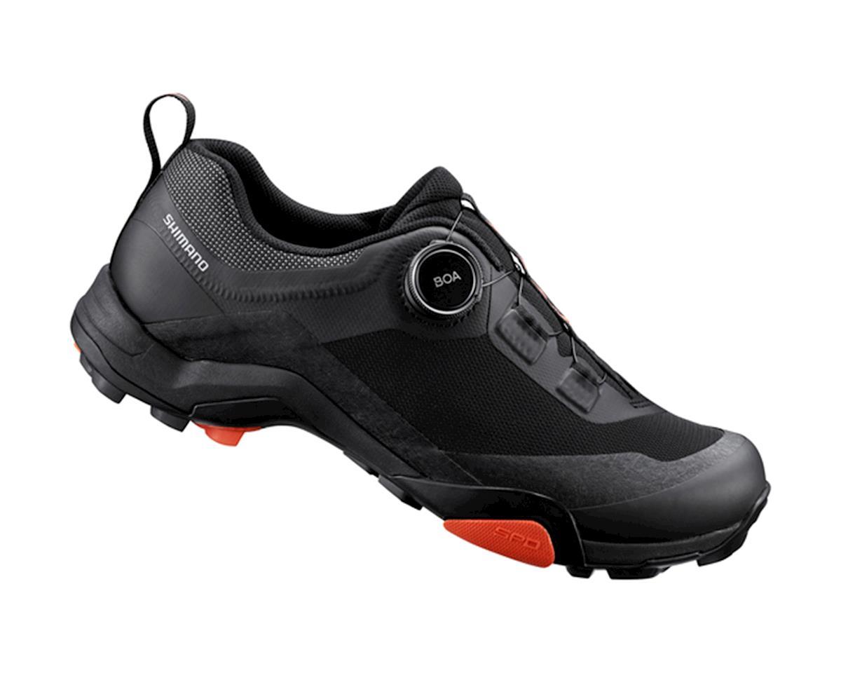 Shimano SH-MT701 Mountain Bike Shoes (Black) (42)