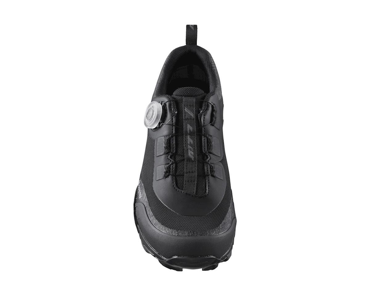Shimano SH-MT701 Mountain Bike Shoes (Black) (45)