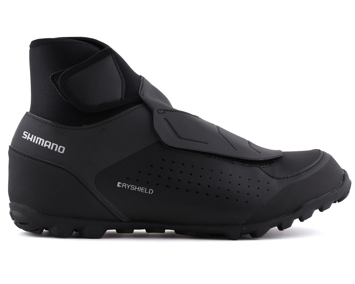 Shimano SH-MW501 Mountain Bike Shoes (Black) (45)