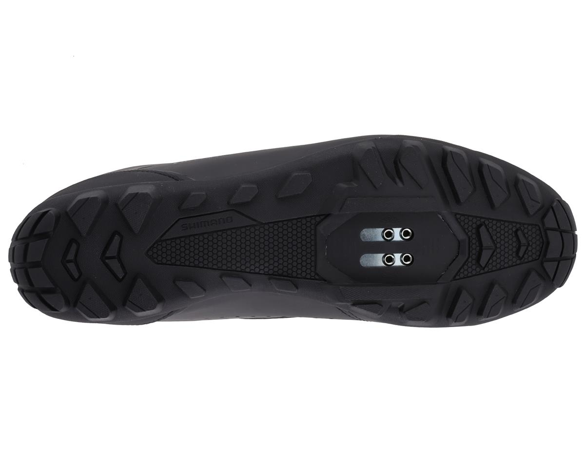 Shimano SH-MW501 Mountain Bike Shoes (Black) (46)