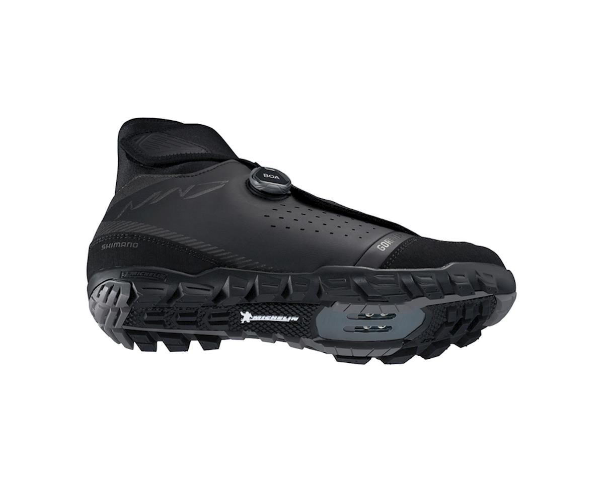 Shimano SH-MW701 Mountain Bike Shoes (Black) (42)