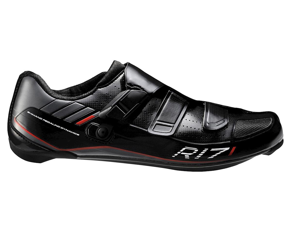 Shimano SH-R171 Road Cycling Shoes (Black) (42)