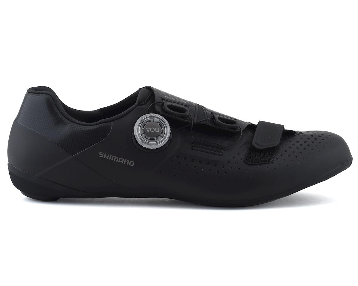 Shimano SH-RC500 Road Bike Shoes (Black) (40)