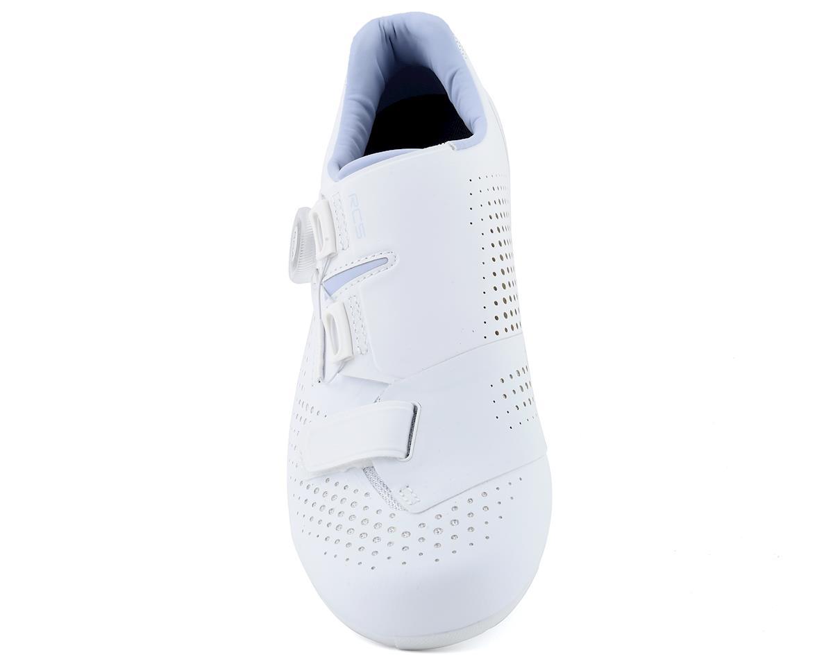 Shimano SH-RC500 Women's Road Bike Shoes (White) (40)