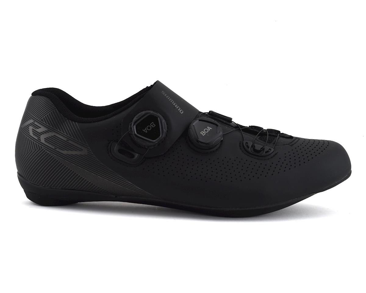Shimano SH-RC701 Road Shoe (Black) (44)