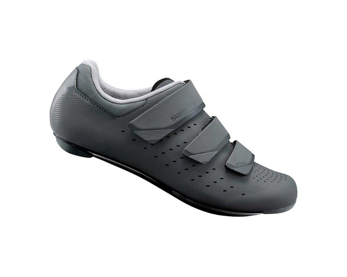Shimano SH-RP201 Women's Road Bike Shoes (Gray) (39)