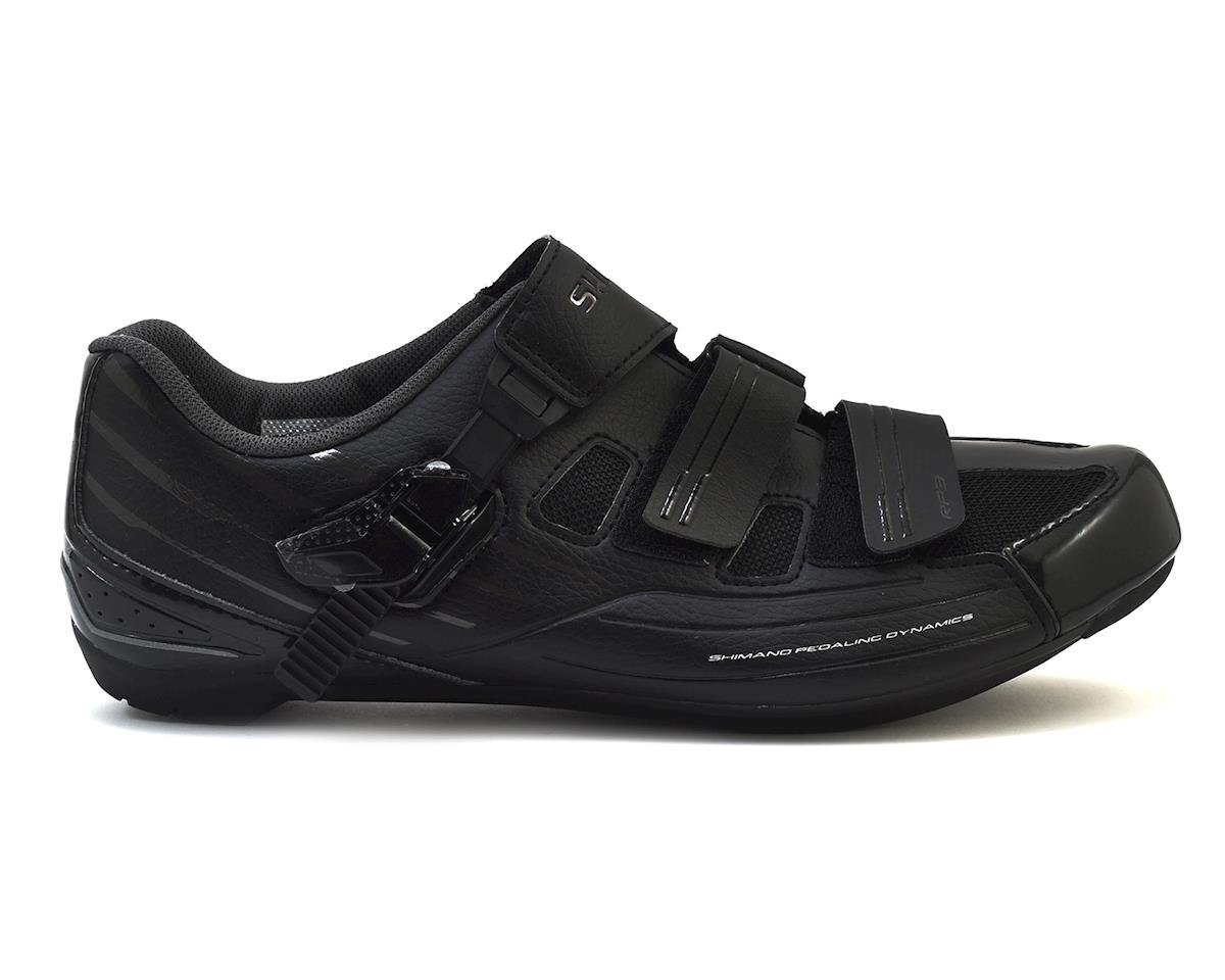 Shimano SH-RP3 Road Bike Shoes (Black) (47)