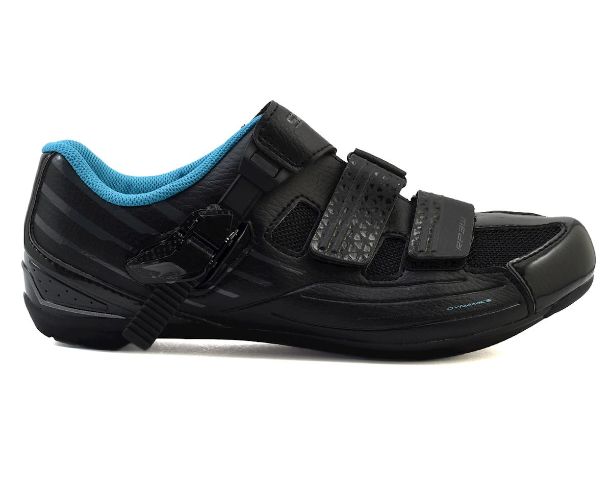 Shimano SH-RP3W Women's Bike Shoes (Black) (38)