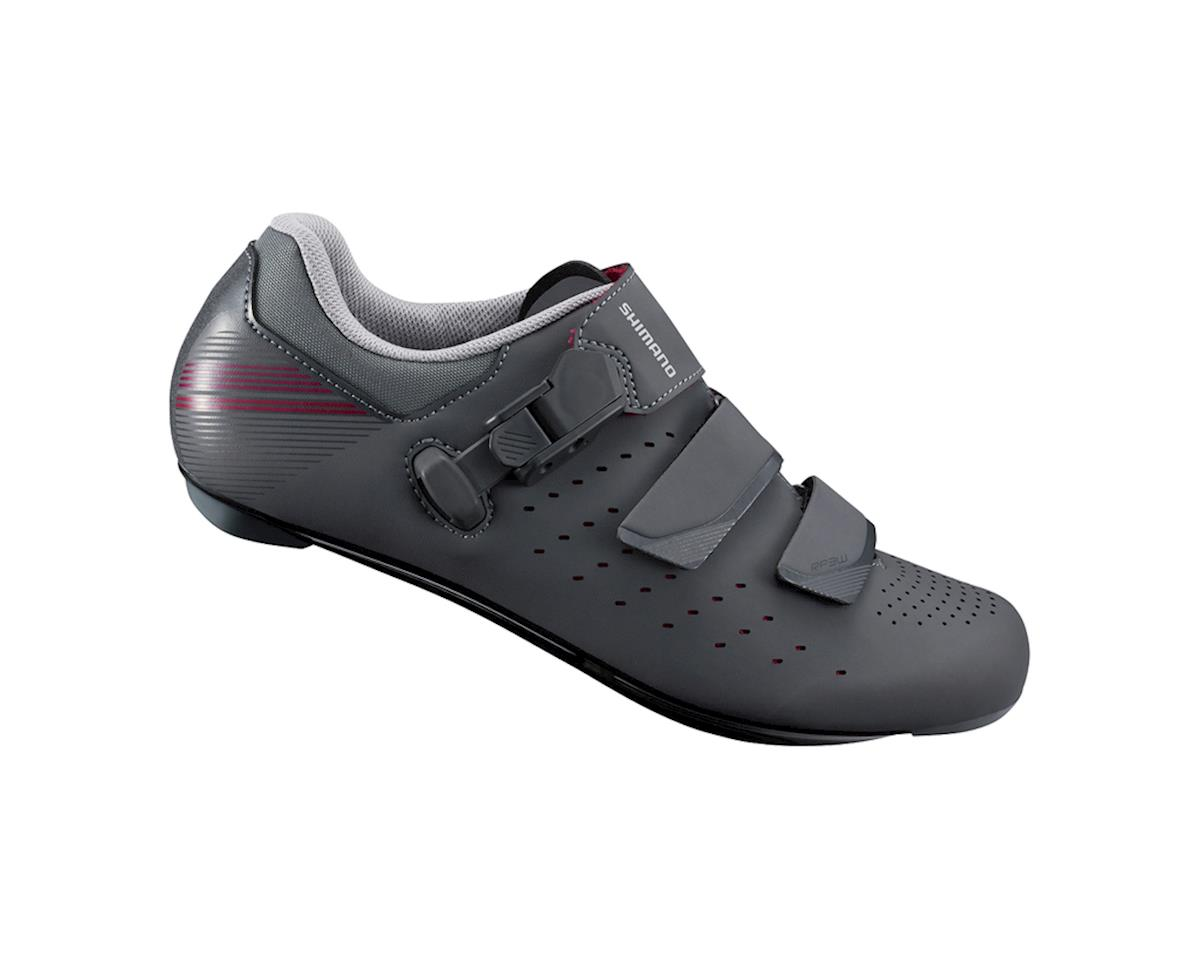 Shimano SH-RP301 Women's Road Bike Shoes (Gray) (38)