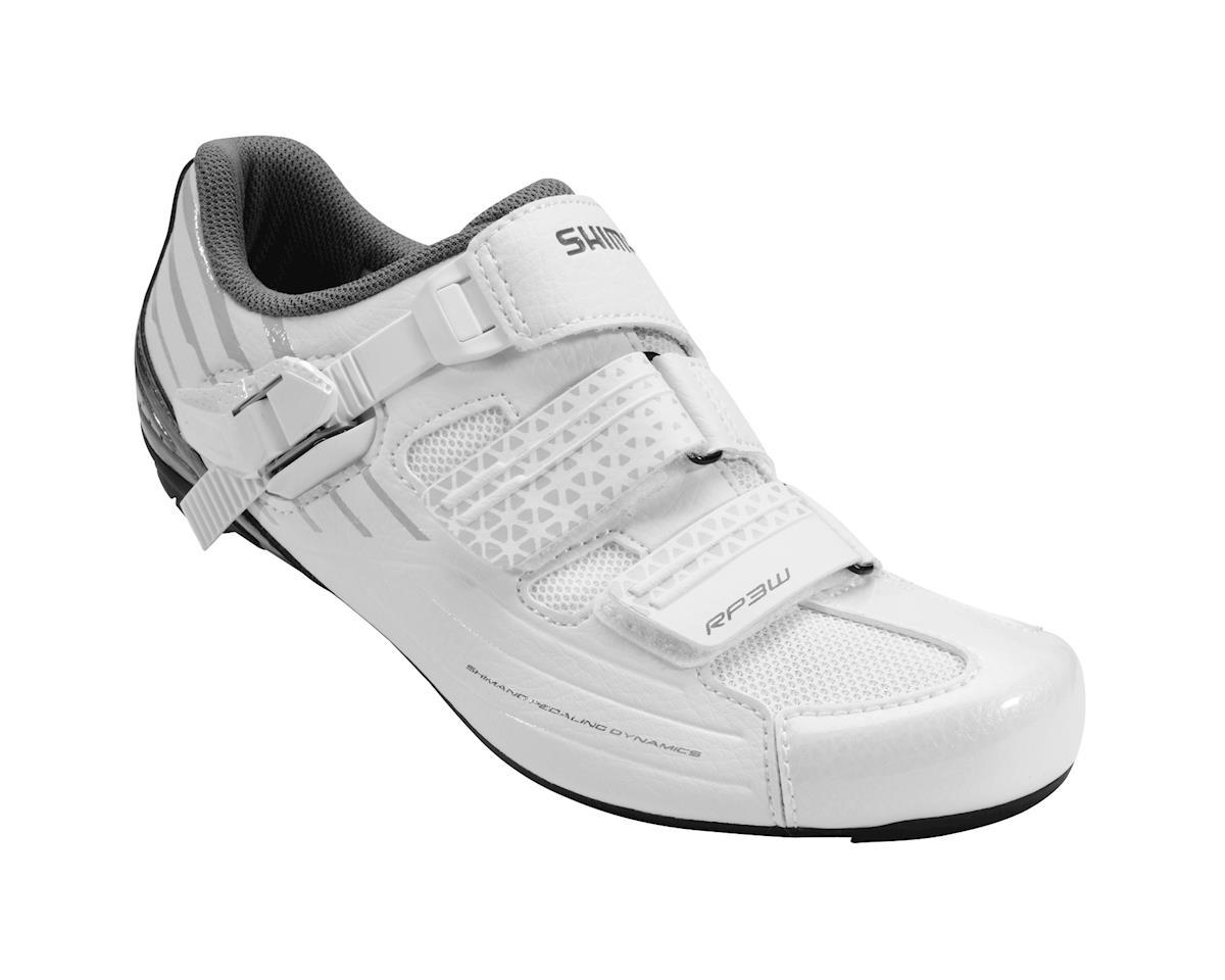 Shimano Women's RP300 Road Shoes (White) (37)