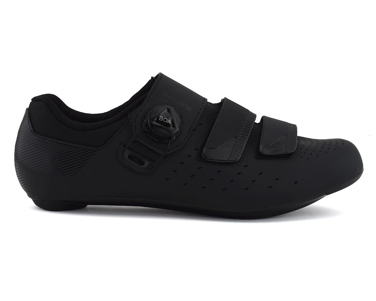 Shimano SH-RP400 Road Bike Shoes (Black) (48)