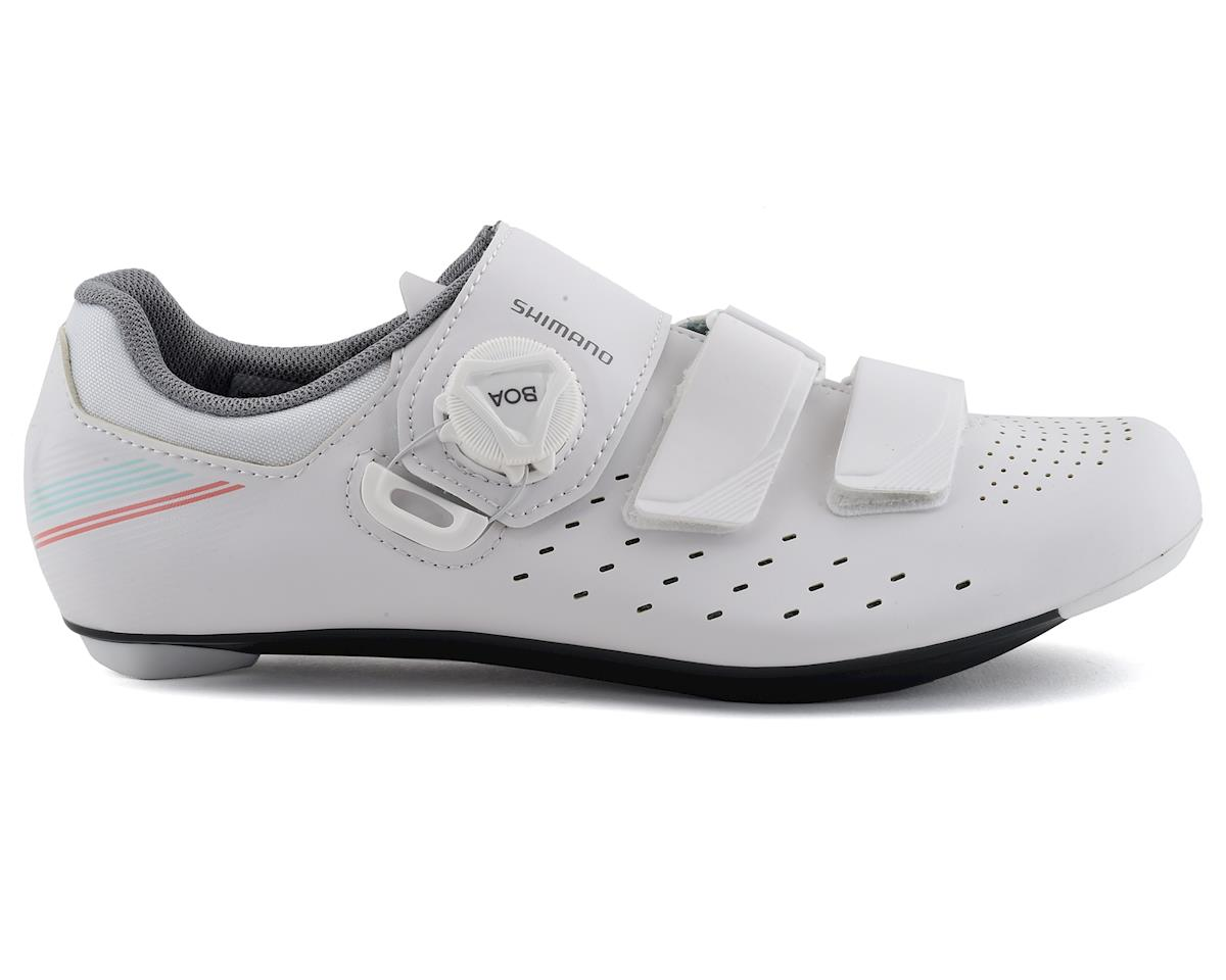 Shimano SH-RP400 Women's Road Bike Shoes (White) (38)