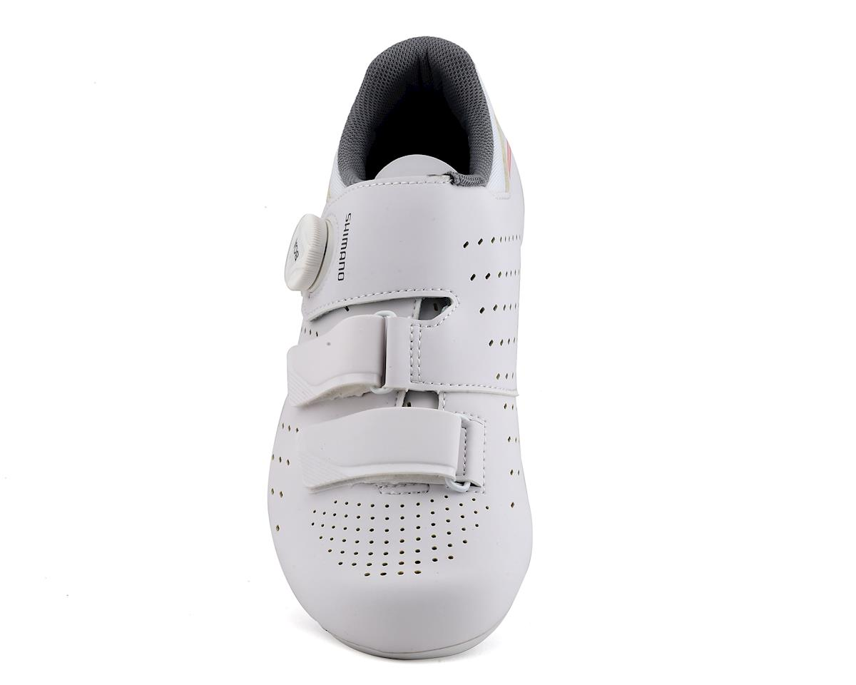 Image 3 for Shimano SH-RP400 Women's Road Bike Shoes (White) (39)