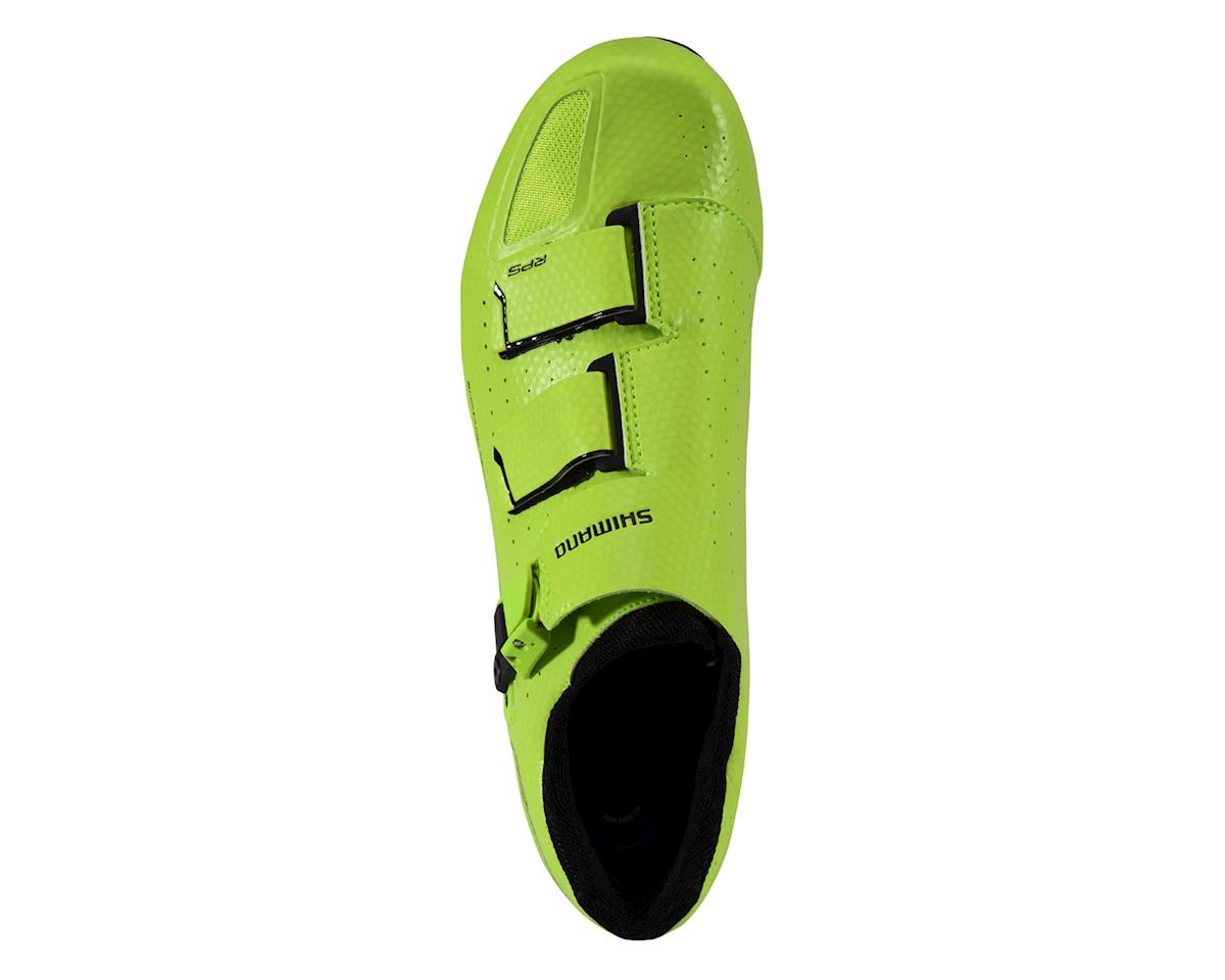 Image 2 for Shimano RP5 Road Shoes - Special Buy (Neon Yellow)