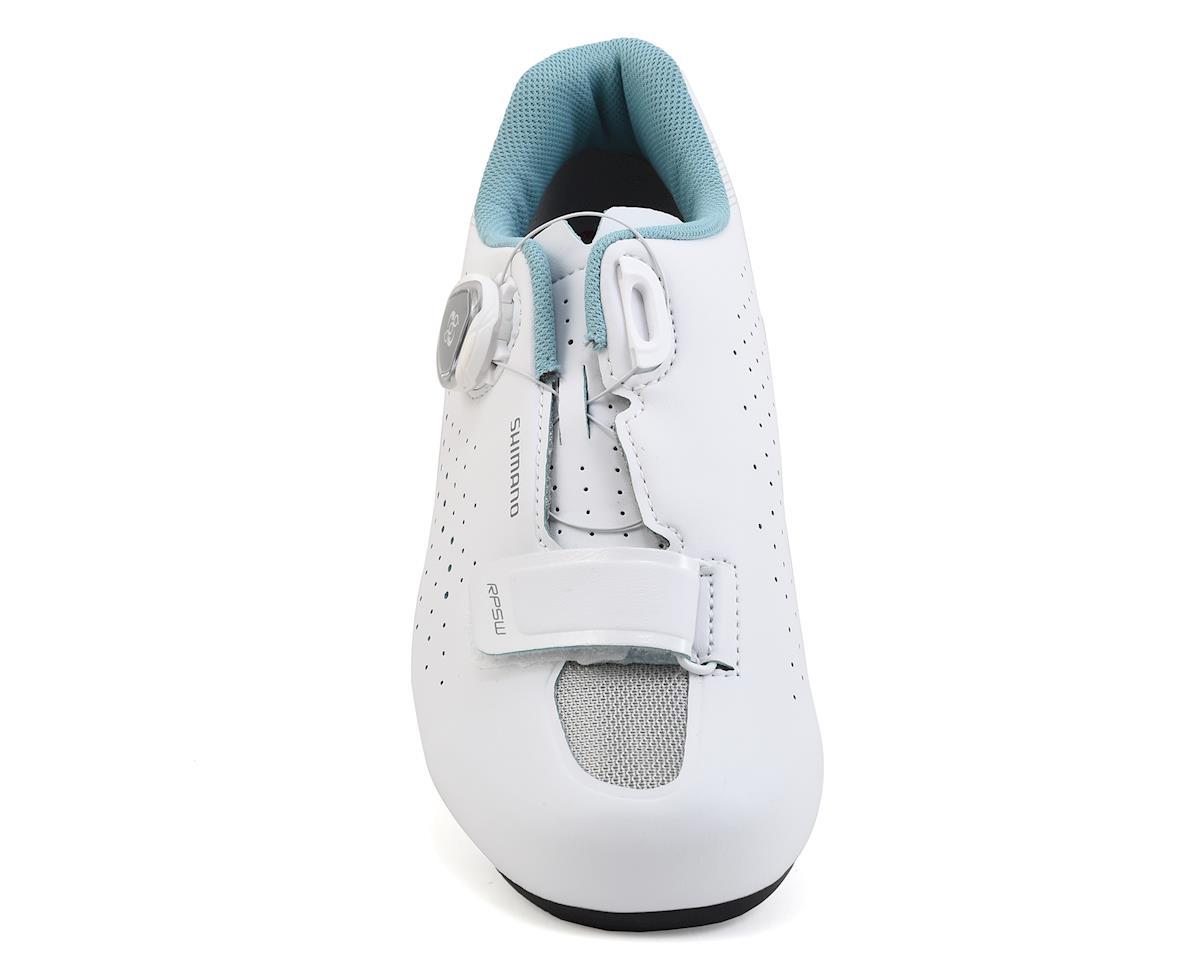 Shimano 2018 SH-RP5W Women's Road Cycling Shoes (White) (40)