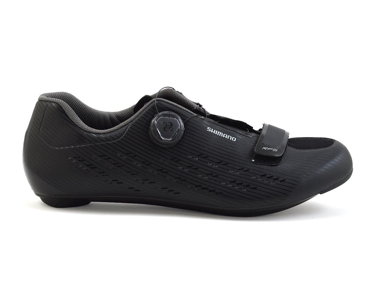 Shimano 2018 SH-RP5 Road Bicycle Shoes (Black) (48)