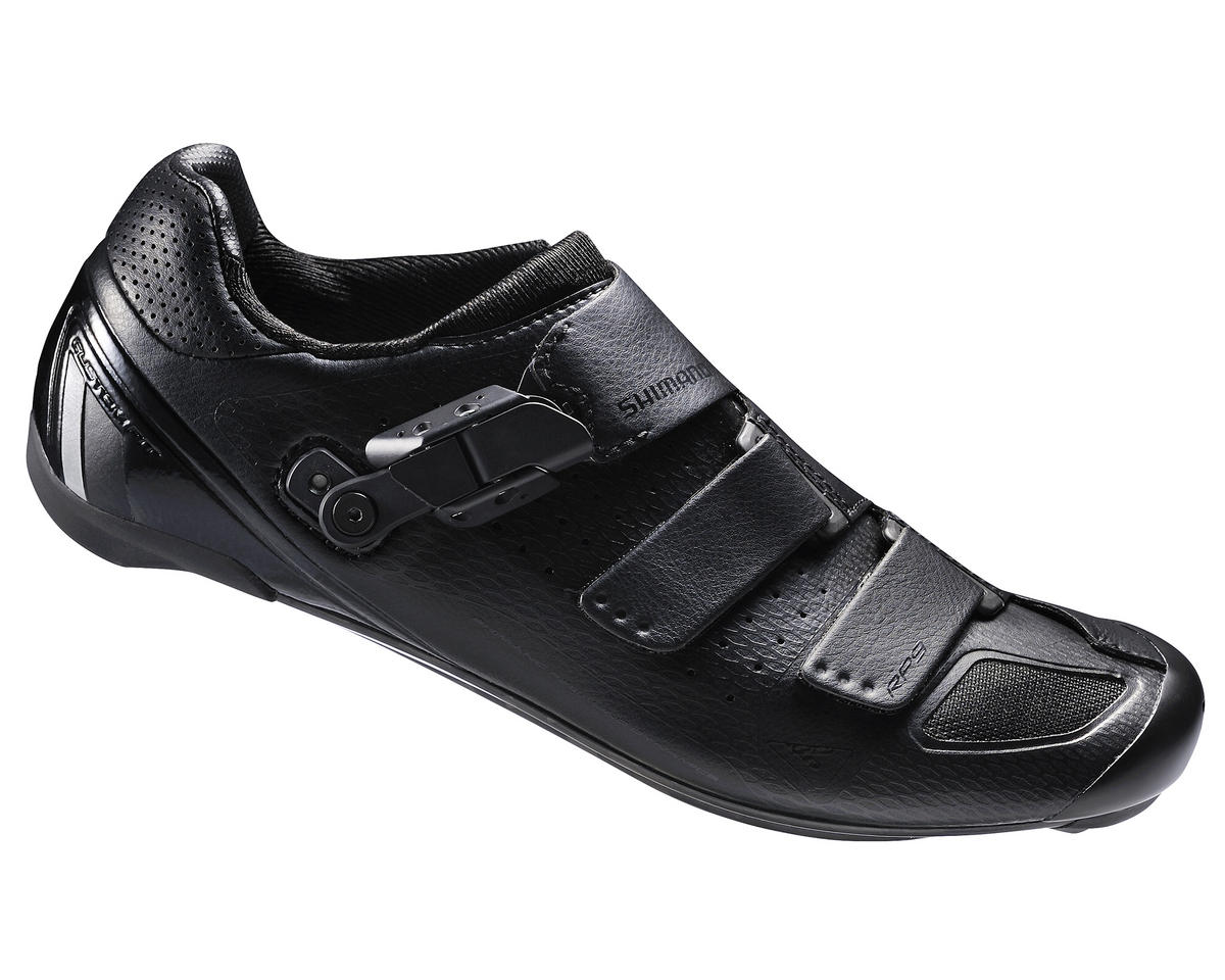 Shimano SH-RP9 Road Bicycle Shoes (Black) (41)