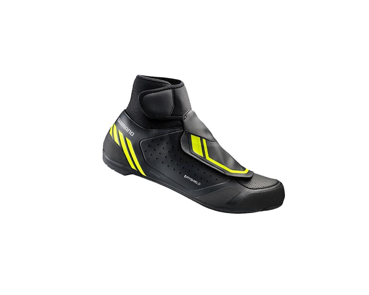 Shimano SH-RW5 Bicycle Shoes BLACK 38.0 WINTER (BLACK) (45)
