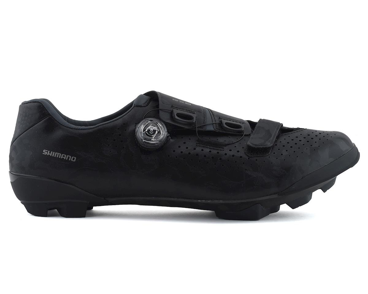 Shimano SH-RX800 Gravel Cycling Shoes (Black) (46)