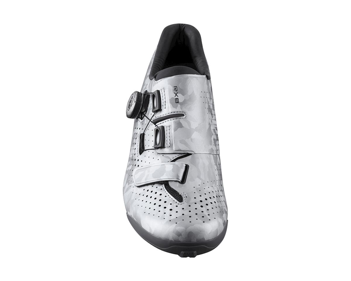 Shimano SH-RX800 Gravel Cycling Shoes (Silver) (44)