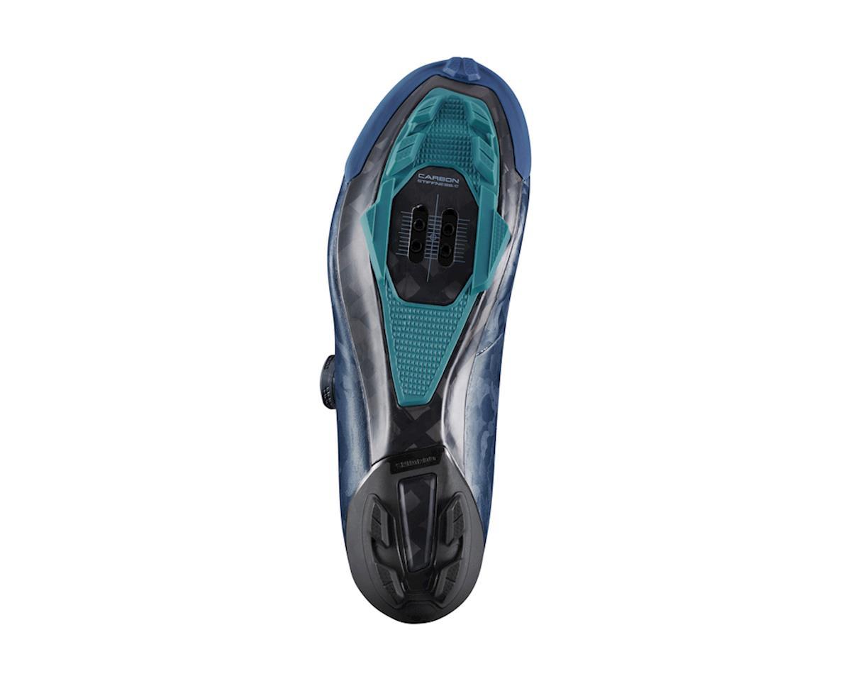 Shimano SH-RX800 Women's Gravel Cycling Shoes (Navy) (42)