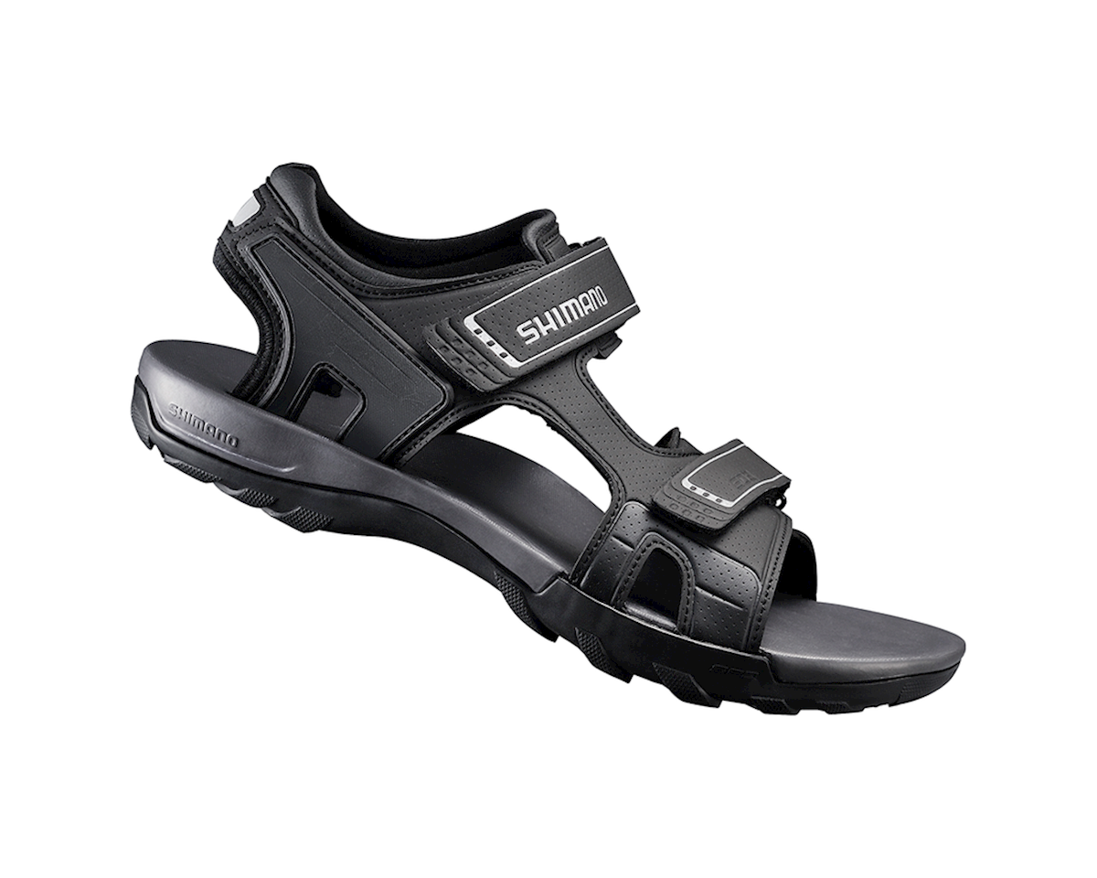 Shimano SH-SD500 Cycling Shoes (Black) (37-38)