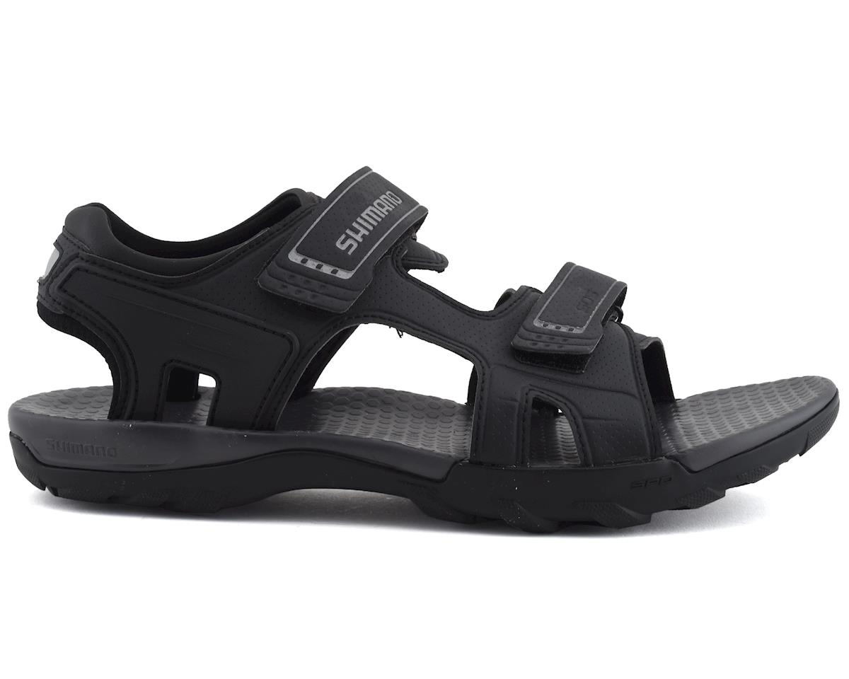 Shimano SH-SD500 Cycling Sandal (Black) (39-40)