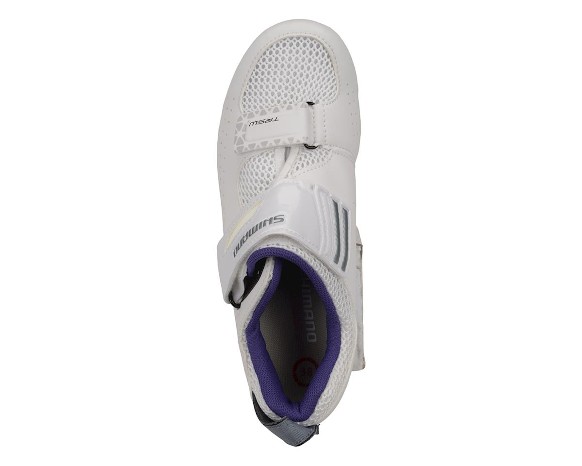 Shimano SH-TR500 Women's Triathlon Shoes (White) (36)