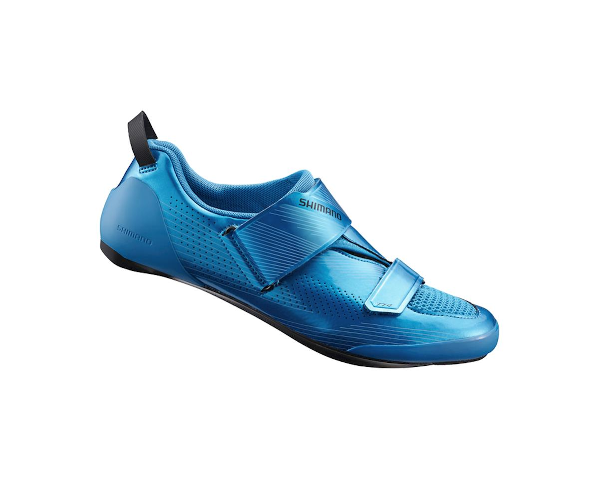 Shimano BICYCLES SHOES (BLUE) (38)