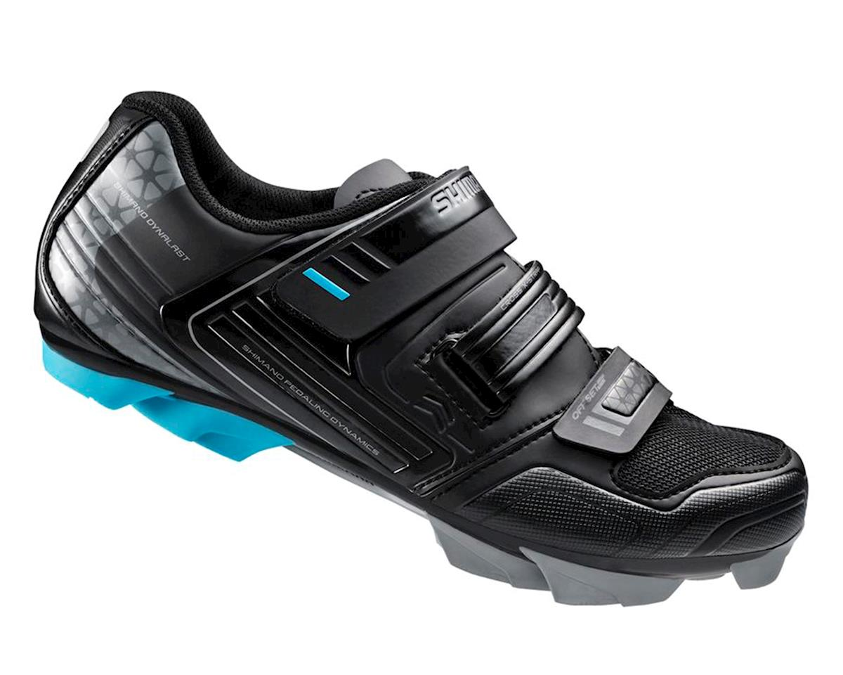 Shimano SH-WM53L Women's Bike Shoes (Black) (37)