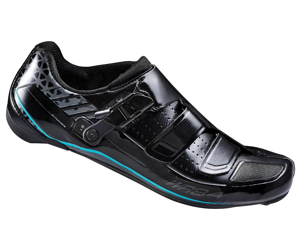 Shimano SH-WR84L Women's Bike Shoes (Black) (38)