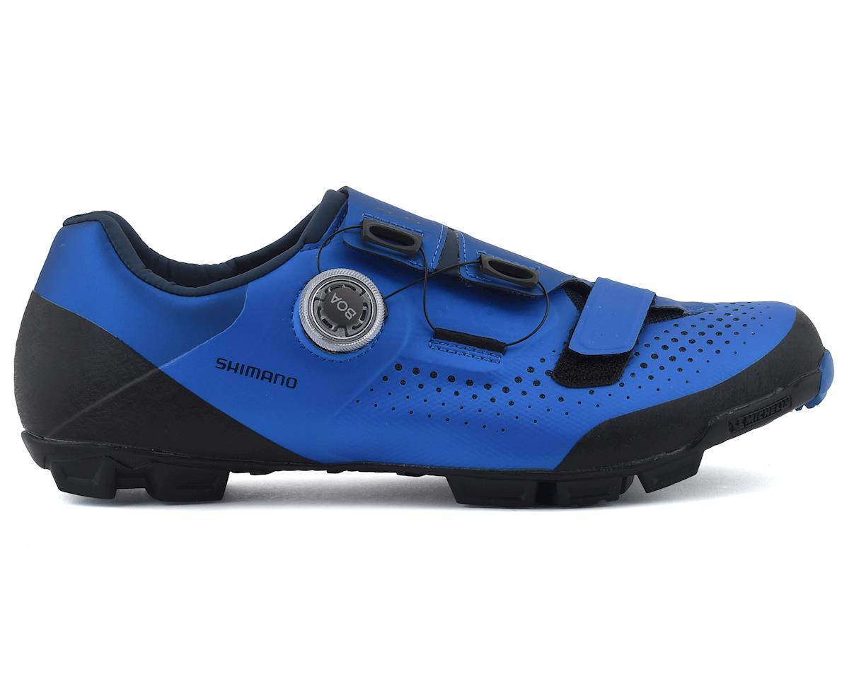 Shimano SH-XC501 Mountain Bike Shoes (Blue) (42)