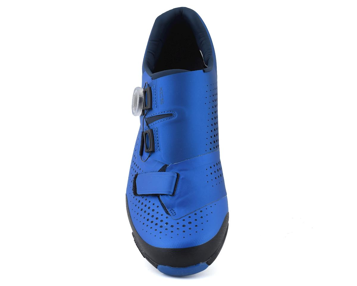 Shimano SH-XC501 Mountain Bike Shoes (Blue) (44)