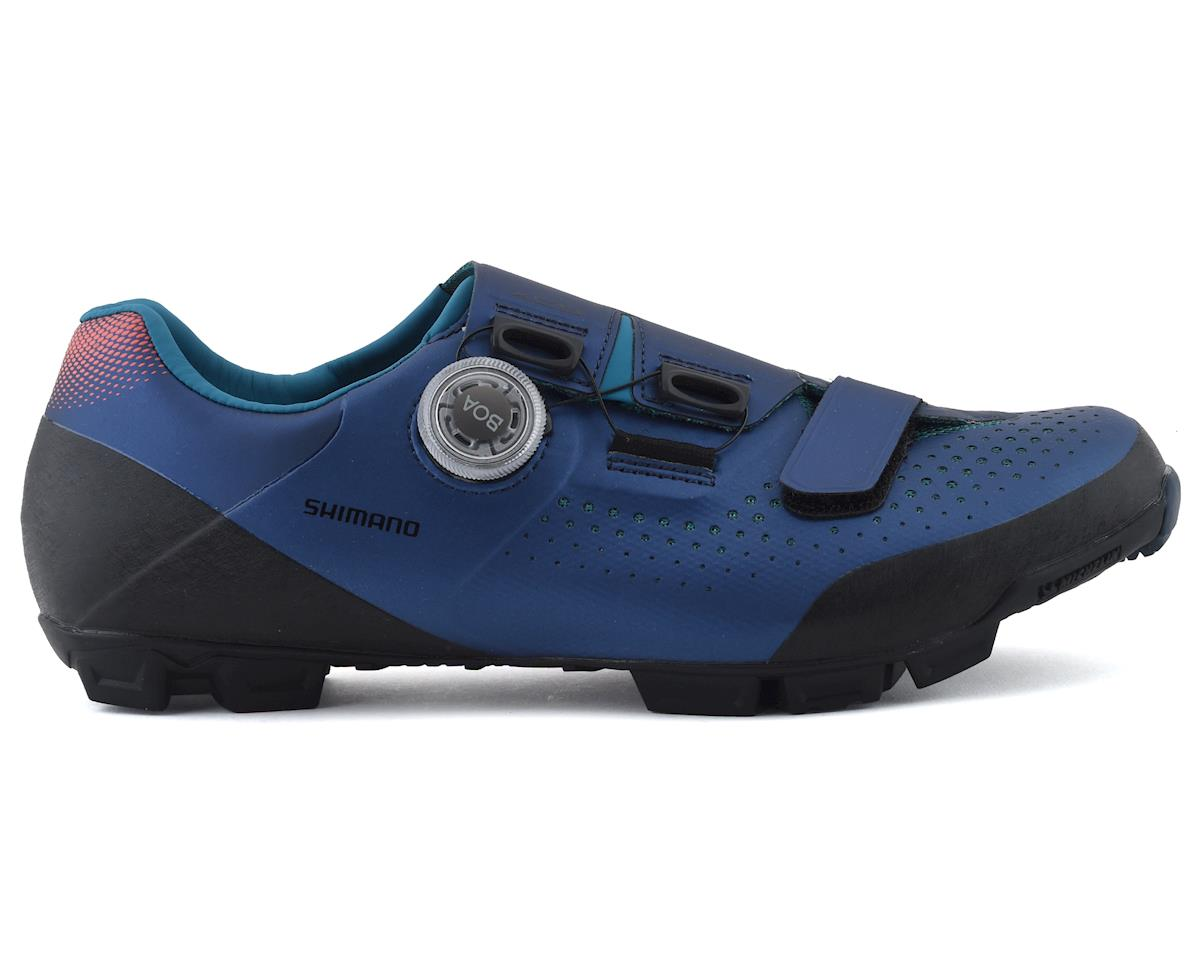 Shimano SH-XC501 Women's Mountain Bike Shoes (Navy)