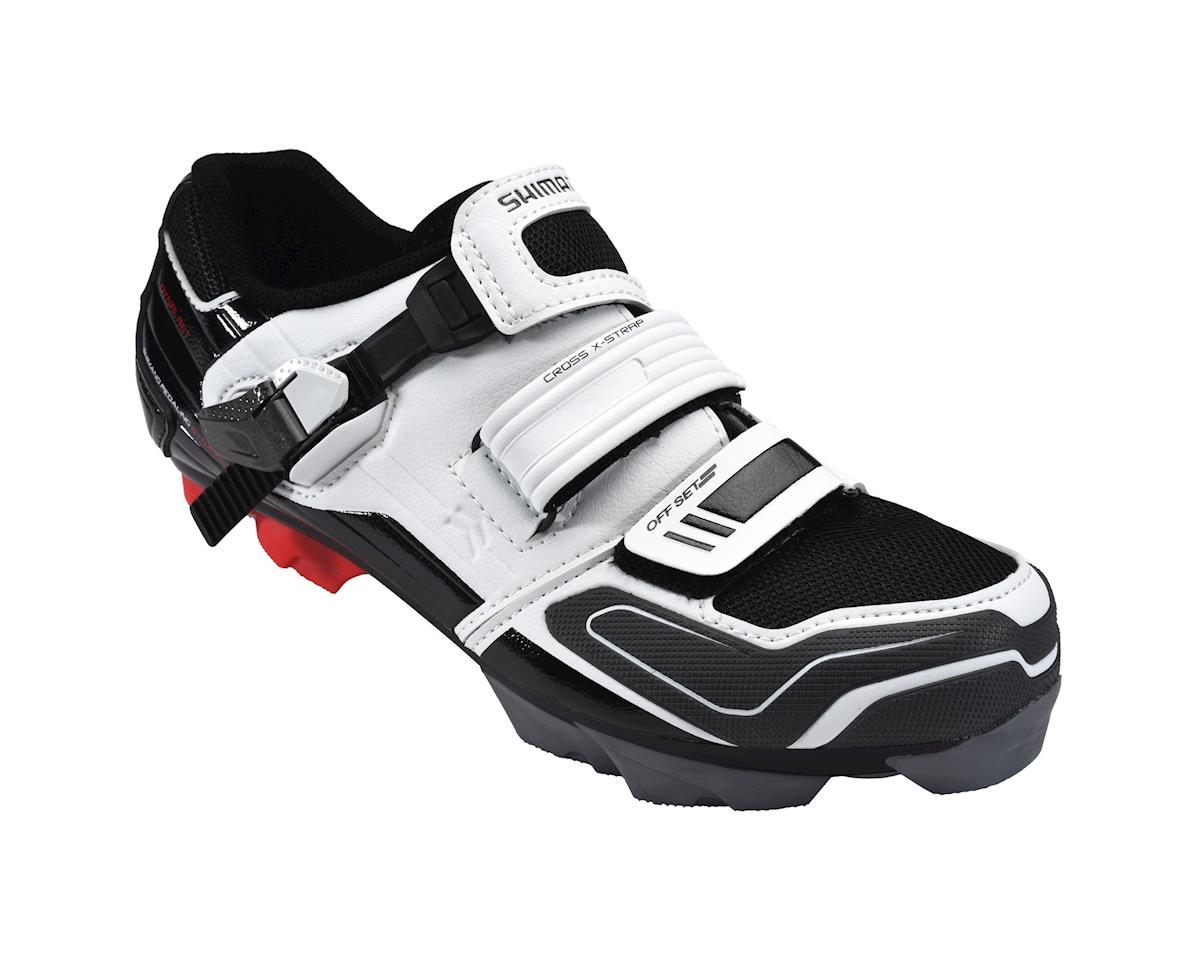 Image 1 for Shimano SH-XC51 Mountain Shoes (White/Black)