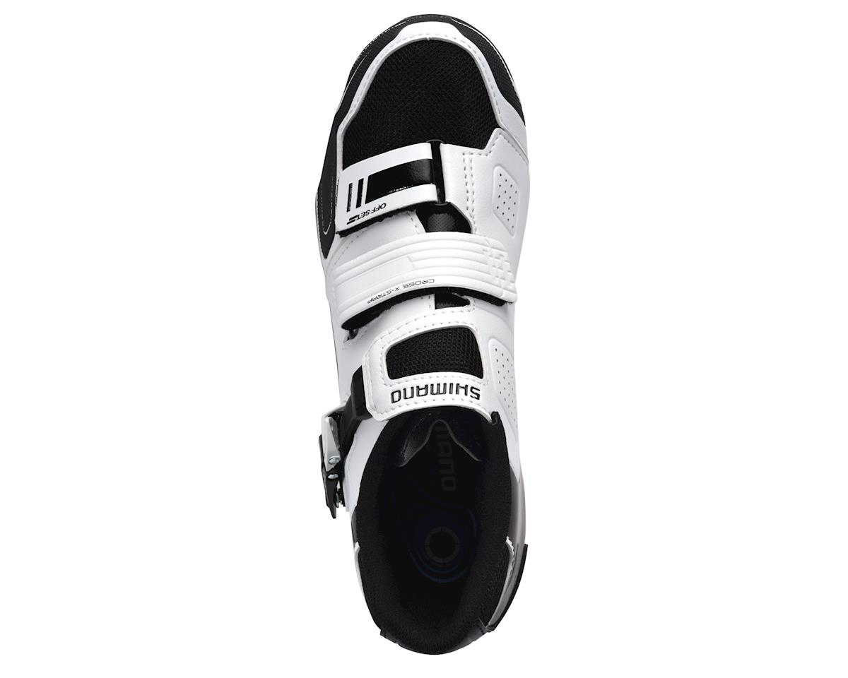 Image 2 for Shimano SH-XC51 Mountain Shoes (White/Black)