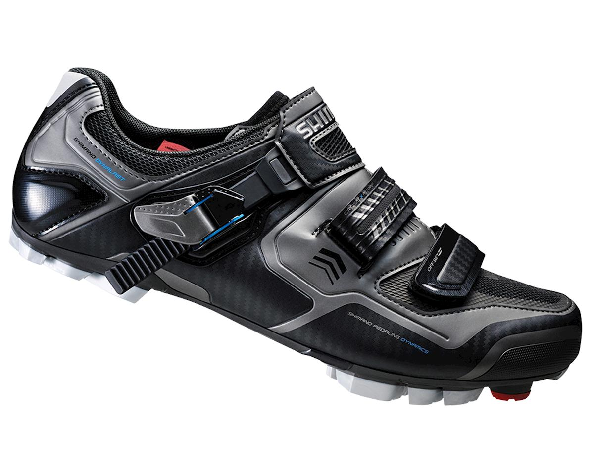 Shimano SH-XC61 Performance XC Racing MTB Shoes (Black)