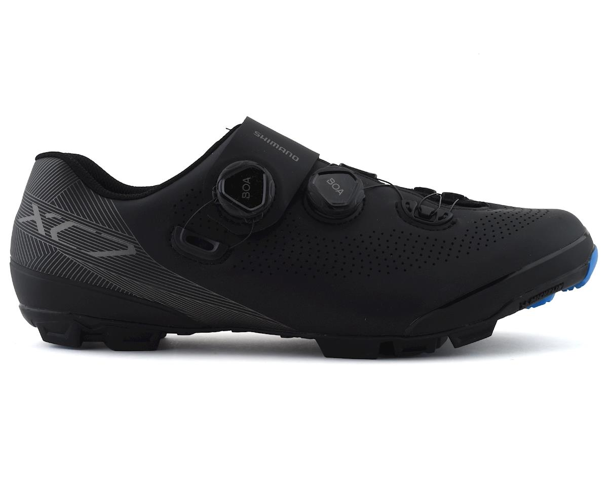 Shimano SH-XC701 Mountain Shoe (Black) (42 Wide)