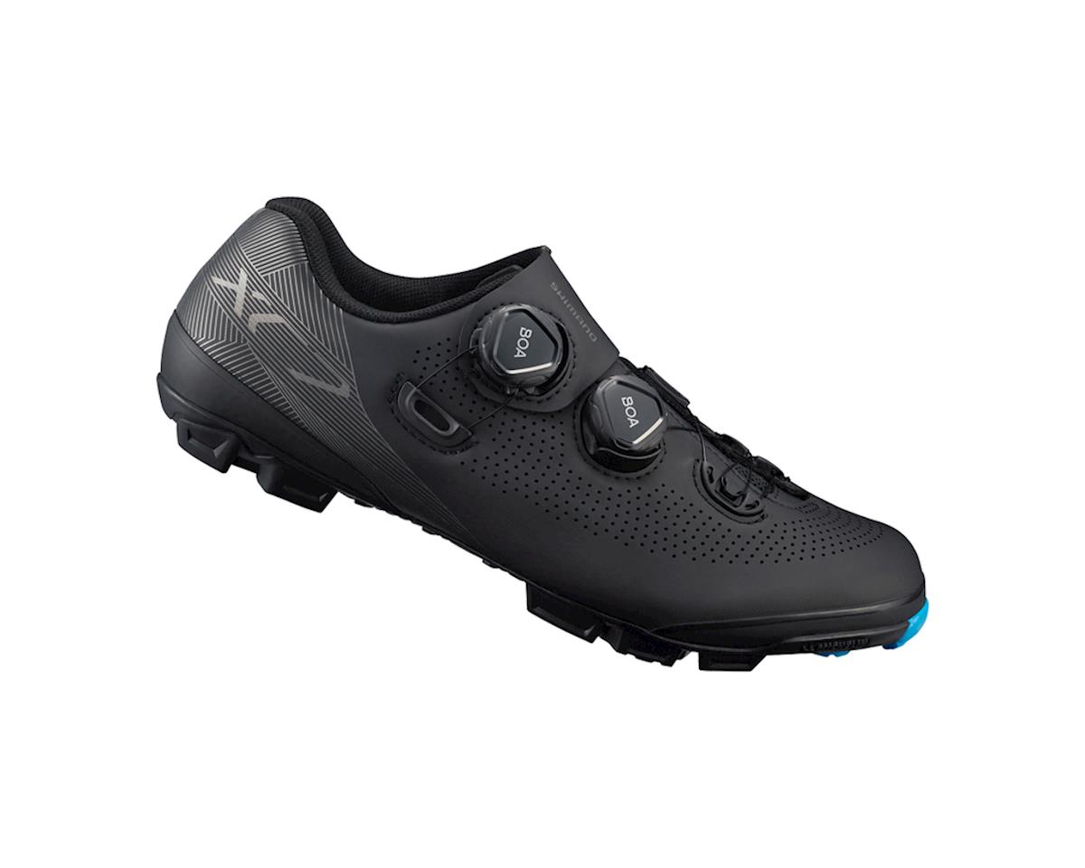 Shimano XC7 Men's Off Road Racing Shoe (Black) (40)