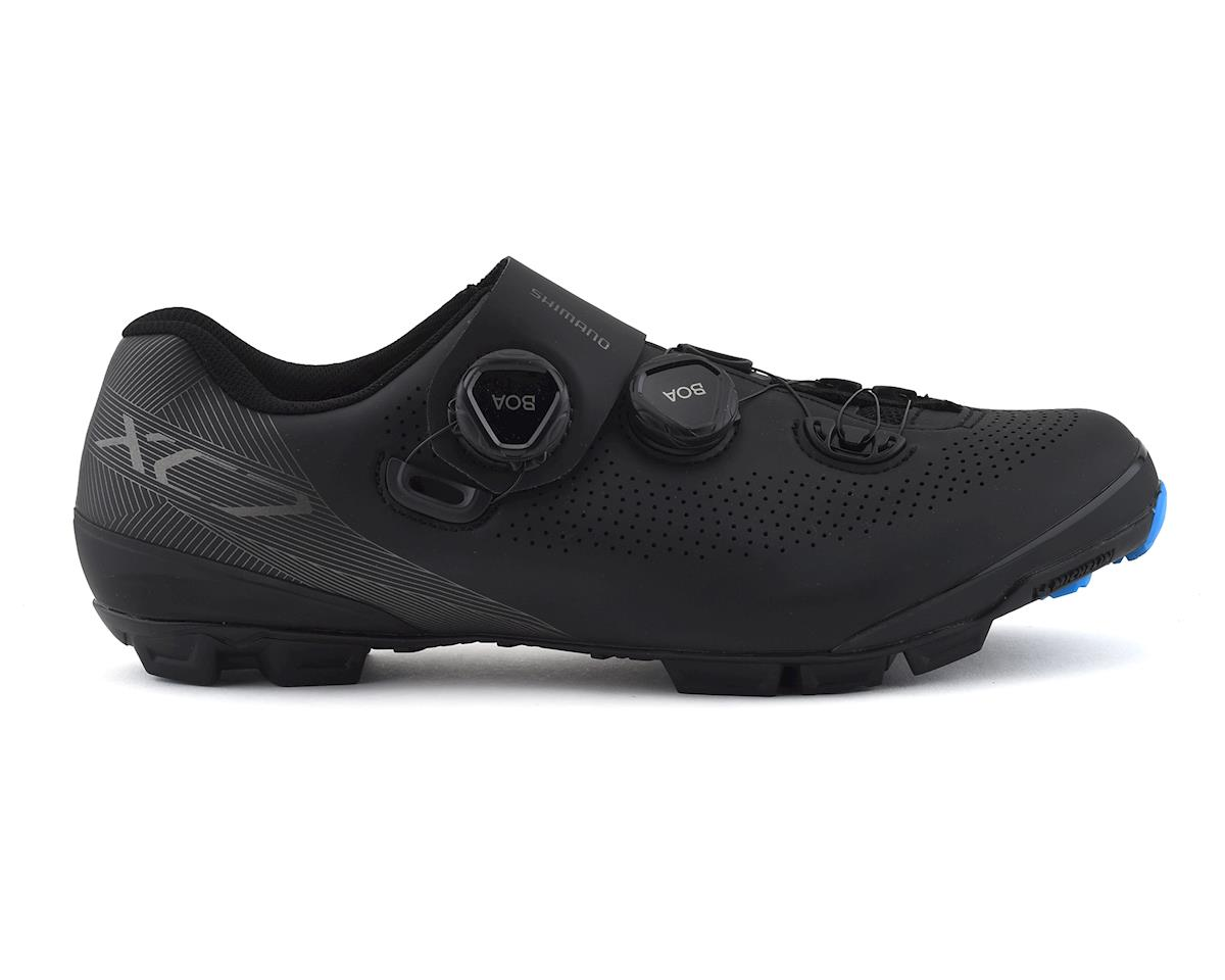 Shimano XC7 Men's Off Road Racing Shoe (Black) (45)