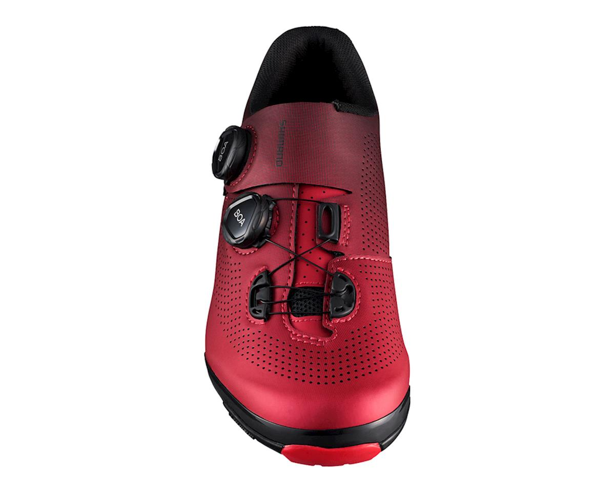 Shimano SH-XC701 Mountain Bike Shoes (Red) (44)