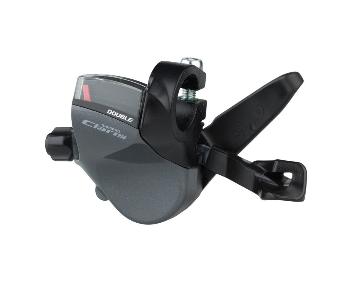 Shimano Claris SL-R2000 Double (2x) Left Flat Bar Shifter