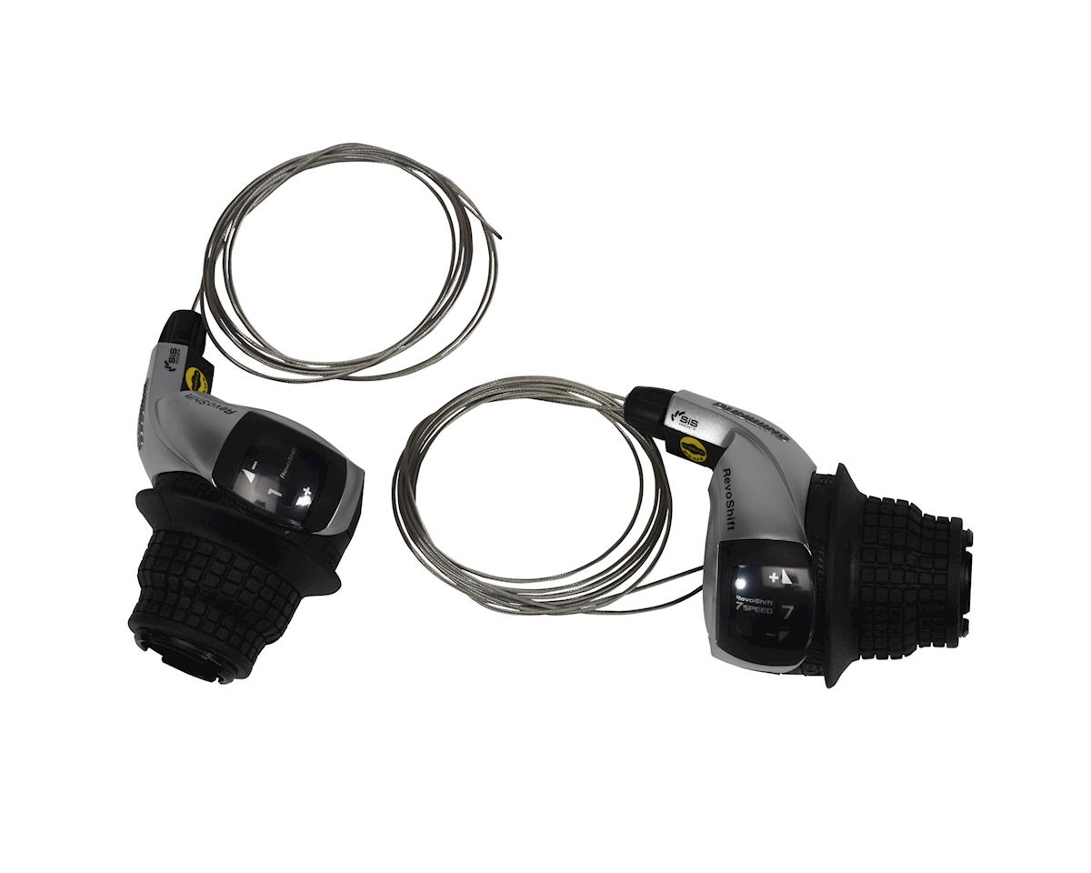 Shimano Revo SL-RS45 3x7-Speed Shifters