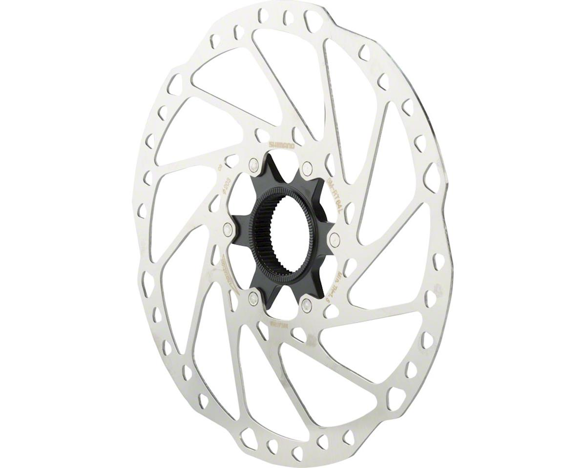 Shimano Deore RT64L Centerlock Disc Brake Rotor (203mm)