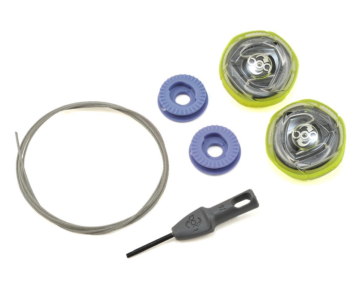 Shimano SH-RC900 S-PHYRE Boa IP1 Repair Kit (Yellow) (Left)