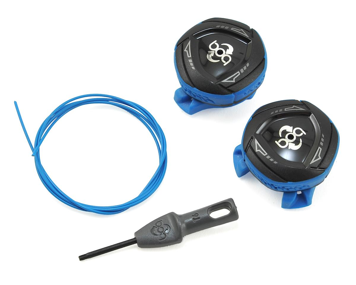 Shimano SH-XC9 S-PHYRE Boa IP1 Repair Kit (Blue) (Left)