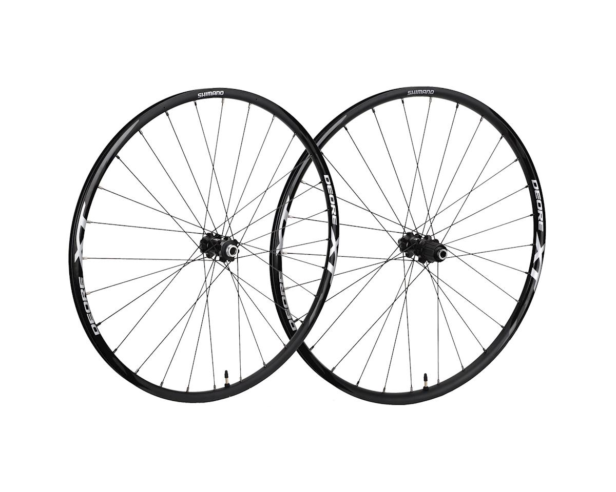 "Image 2 for Shimano Deore XT WH-M8000 27.5"" Mountain Wheelset"