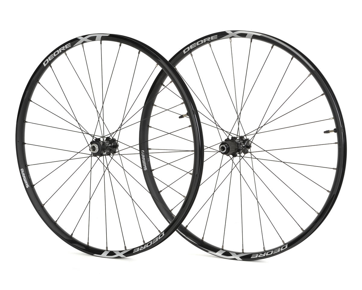 """Shimano WH-M8020 XT 27.5"""" Tubeless Trail Wheelset (Centerlock Disc) 