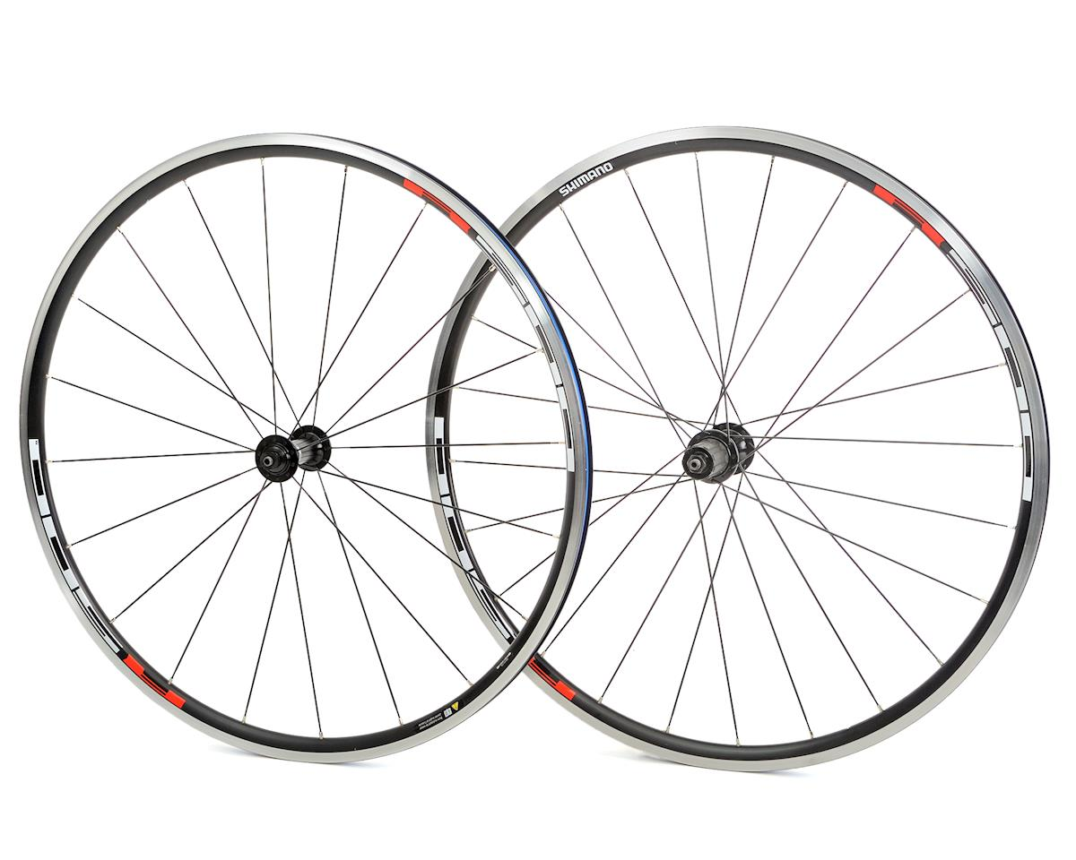 Shimano WH-R501A Wheelset (100/130mm) (For 8/9/10-Speed)