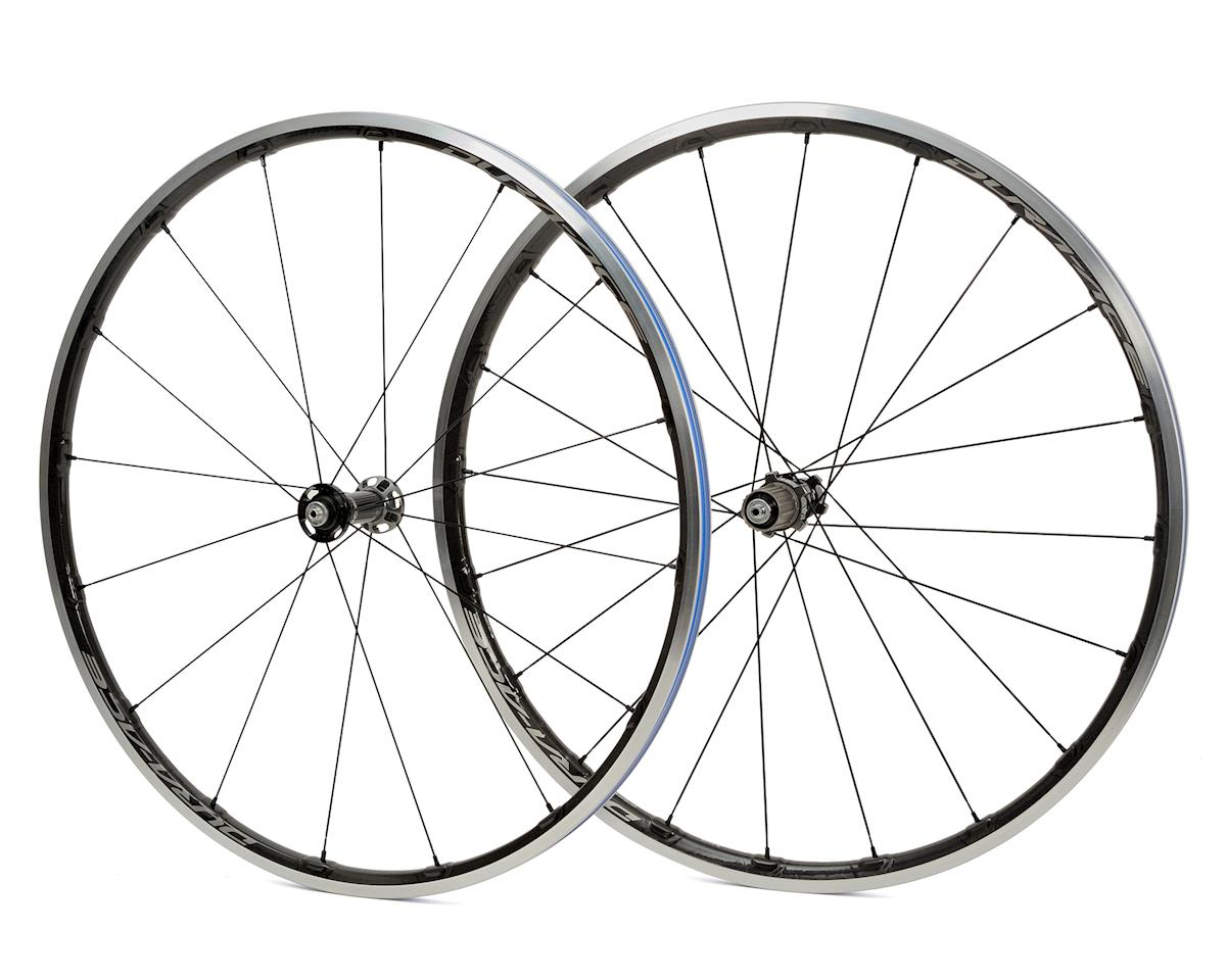 Shimano Dura Ace Wh R9100 C24 Cl Clincher Road Wheelset 11 Speed